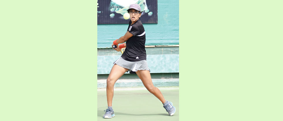Saina Deshpande sets up 2nd Rd clash with Maria