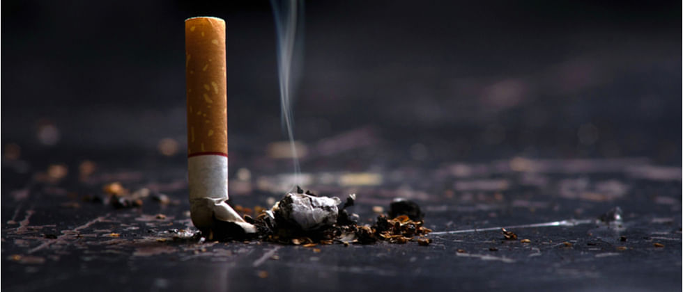 Study reveals that young smokers are three times more likely to die prematurely