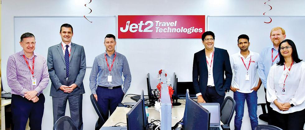 Jet2 Travel technologies sets up virtual captive centre in city