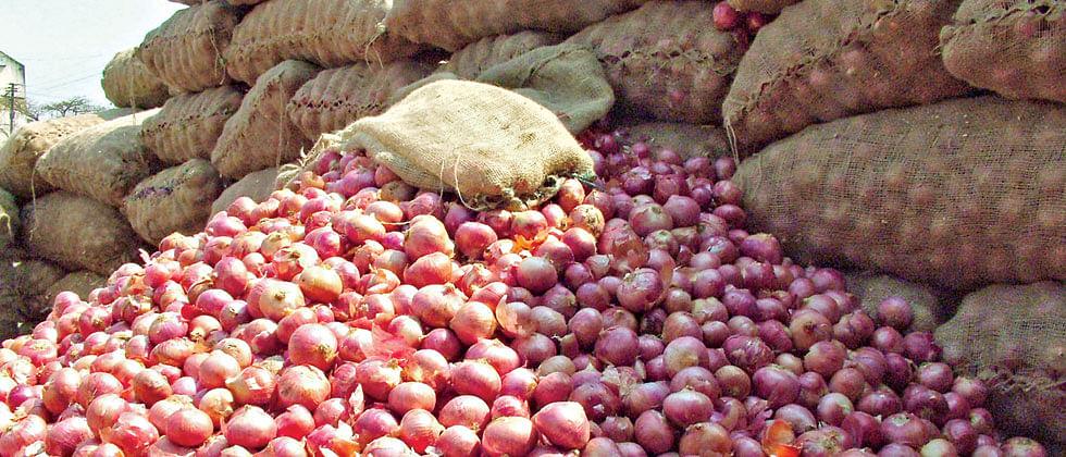 I-T Dept Raids Four Onion Traders In Nashik District