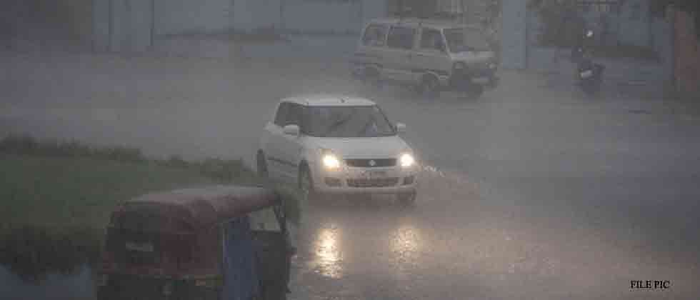 Heavy rainfall likely in TN, AP and Kerala