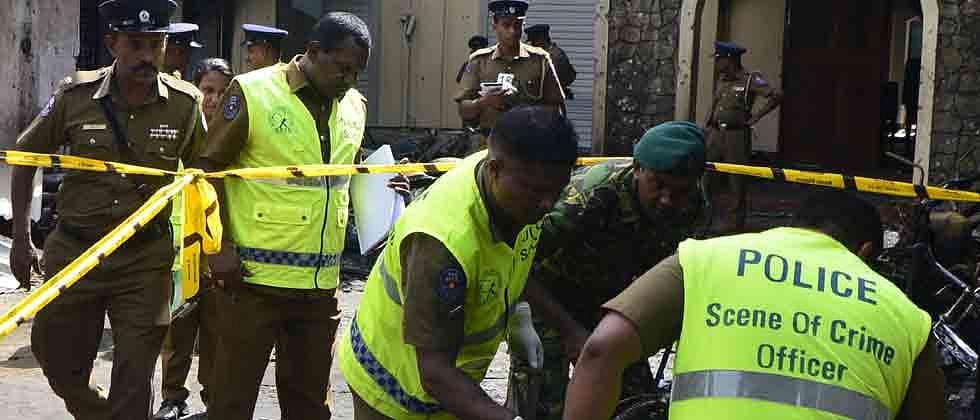 World leaders condemn Easter Sunday bombings in Sri Lanka