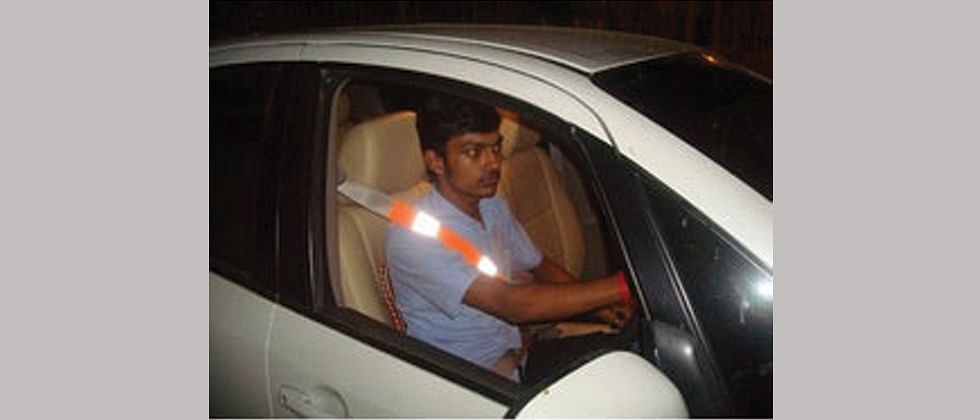 Only 25 pc vehicle users buckle up while driving: Survey report