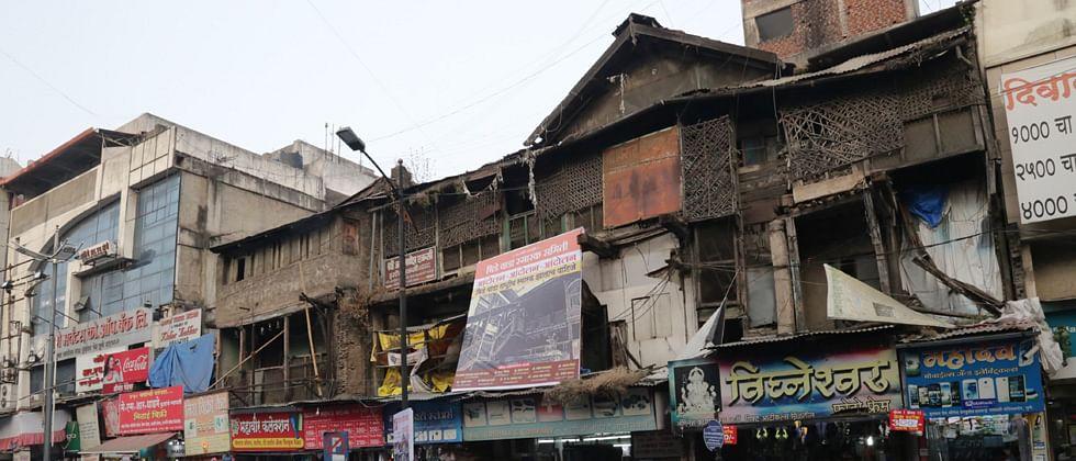 Bhide Wada in spat between HC and shop-owners