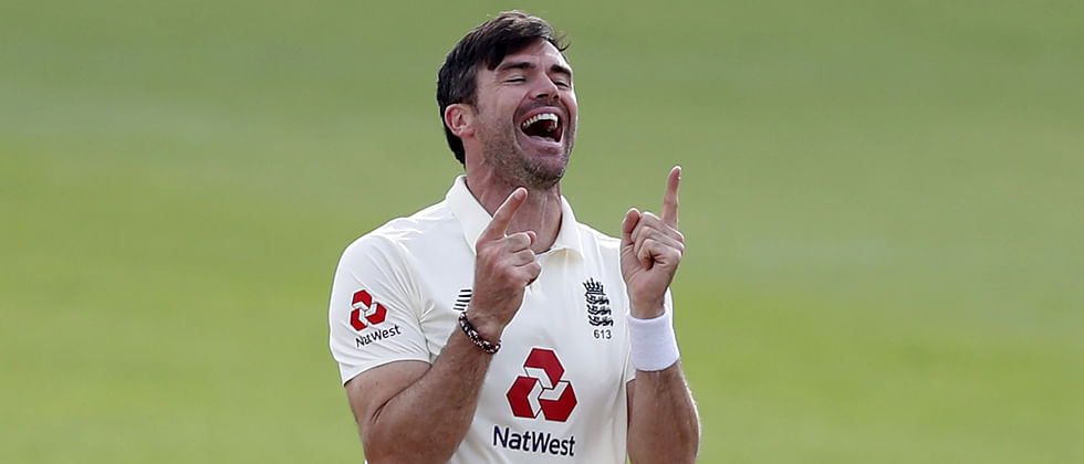 Twitter reacts after James Anderson becomes the first pacer to bag 600 Test wickets