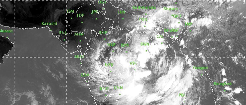 Cyclone alert issued for Odisha, Andhra Pradesh