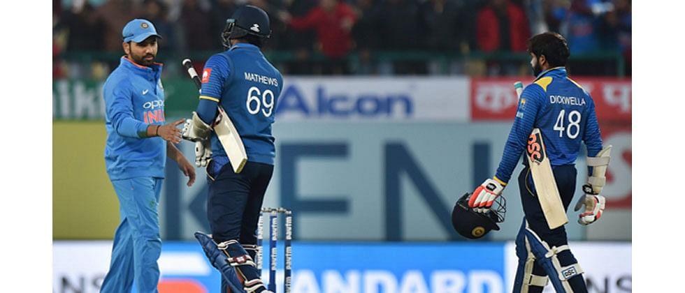 Sri Lanka thrash India in first ODI