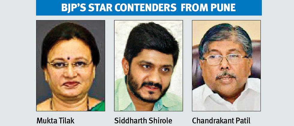 BJP retains 4 city MLAs in list