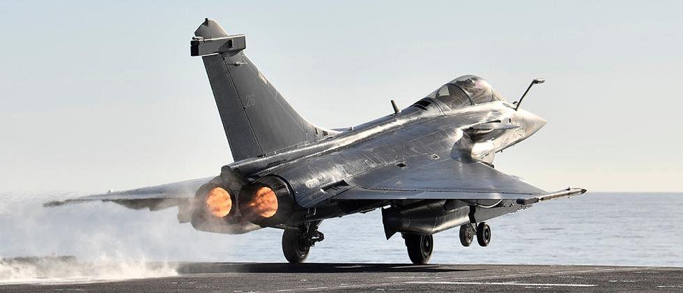 Rafale jets to reach Ambala airbase on Wednesday