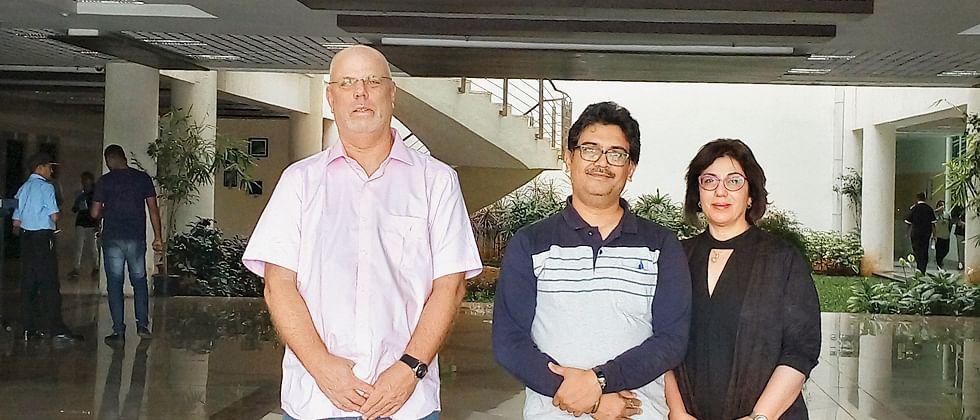 Weizmann Institute, IISER discuss advancements in chemical biology