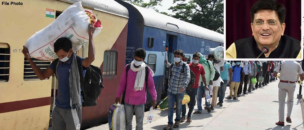 More trains to start soon: Railway Minister Piyush Goyal