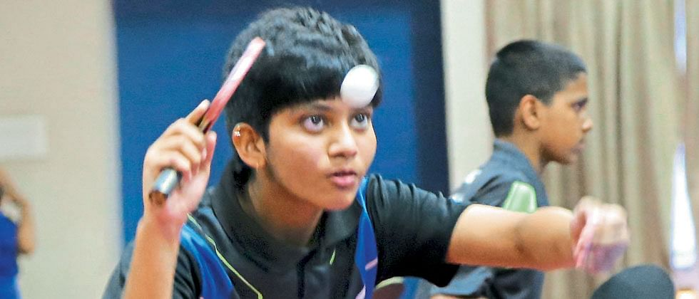 Siddhi clinches gold for Muktangan
