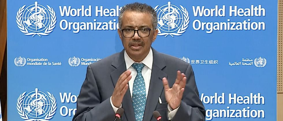 World Health Organization expects long-term response efforts against COVID-19