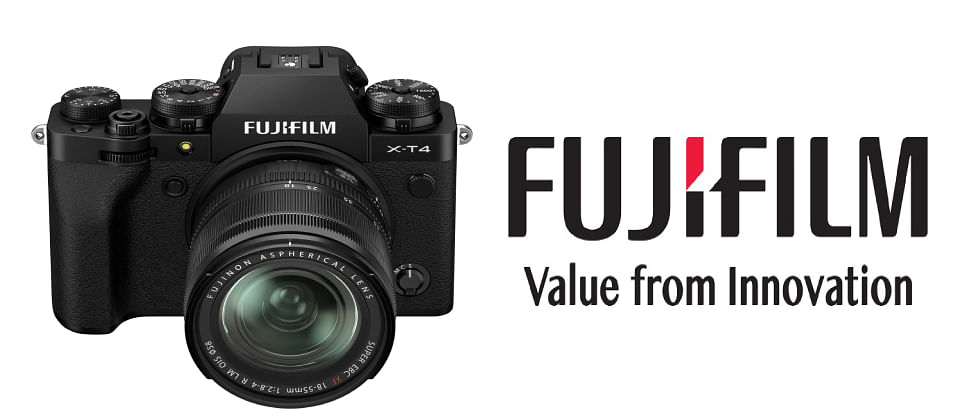 Fujifilm unveils mirrorless camera X-T4 in India