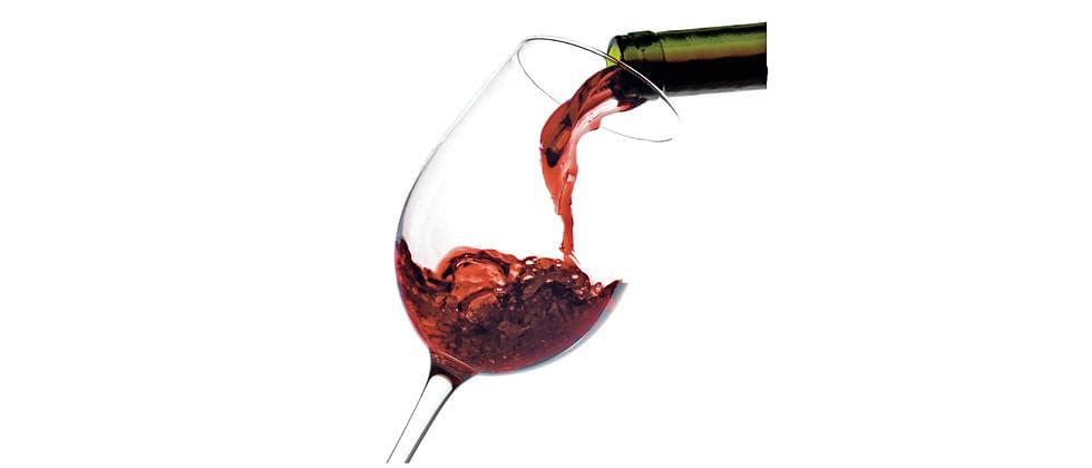 Red Wine...!