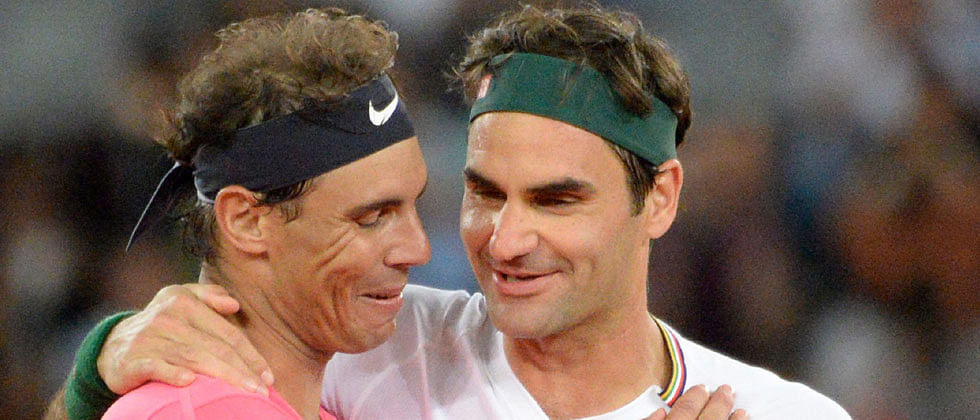 A new Roger Federer-Rafael Nadal chapter: This time over social media