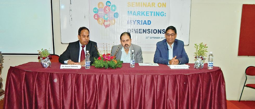 SIMCA hosts seminar on 'Marketing: Myriad Dimensions'