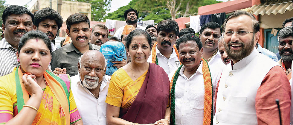 'Karnataka will vote for BJP govt to bring in Modi-led development'