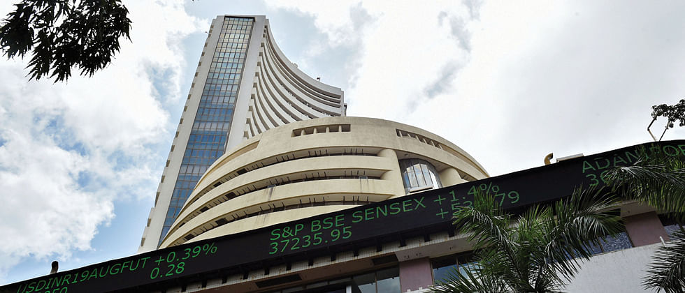 Banking, finance stocks lift equity indices, Sensex ends near 38,800