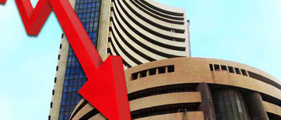 Sensex crashes over 1,000 pts on global sell-off