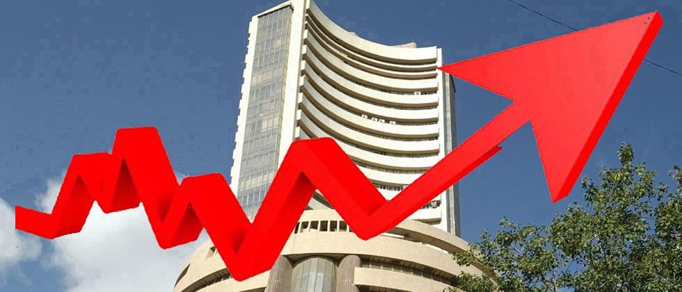 Sensex up over 360 points; IT, oil, gas stock surge