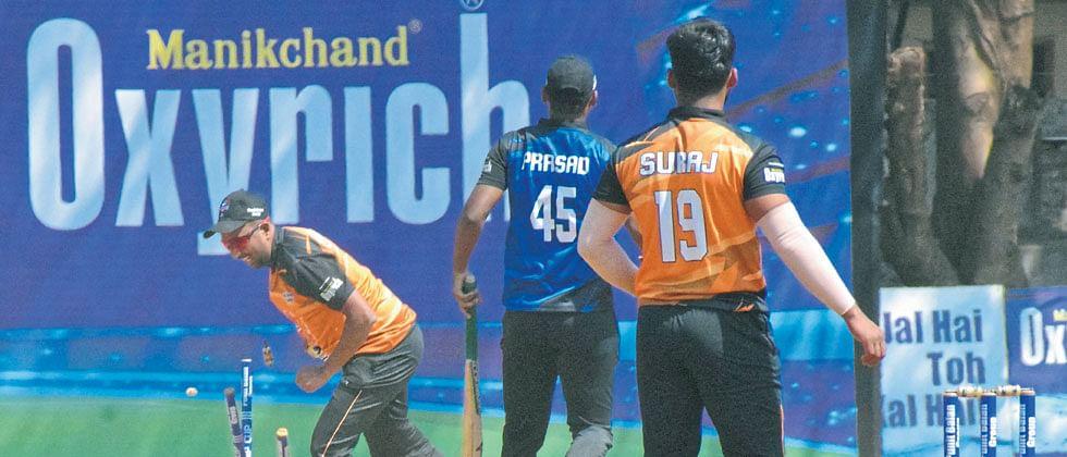 Pune Lions, Mandai Masters win