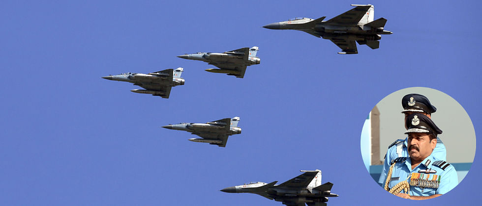 Balakot strikes show major shift in govt's handling of terror attacks: IAF chief