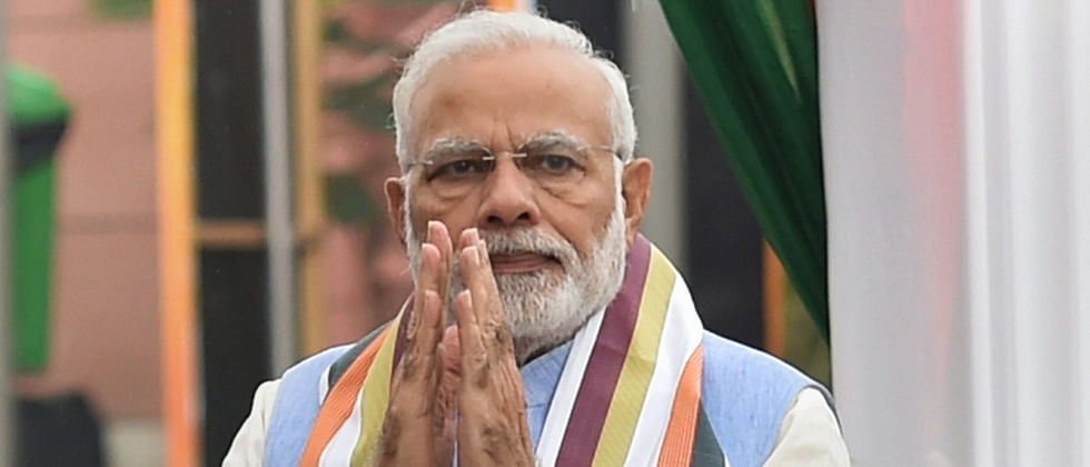 Over 72% trust PM Narendra Modi on matters of national security