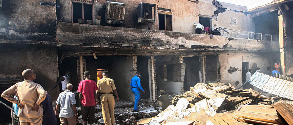 18 Indians killed in factory fire in Sudan: Indian Embassy