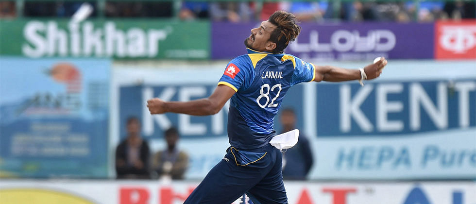 Lakmal helps Sri Lanka dismiss India for 112 in first ODI
