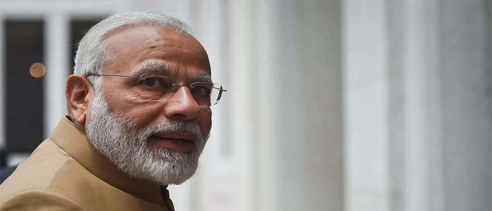 PM's visit to Gujarat is glitz & glamour show for state BJP ahead of polls