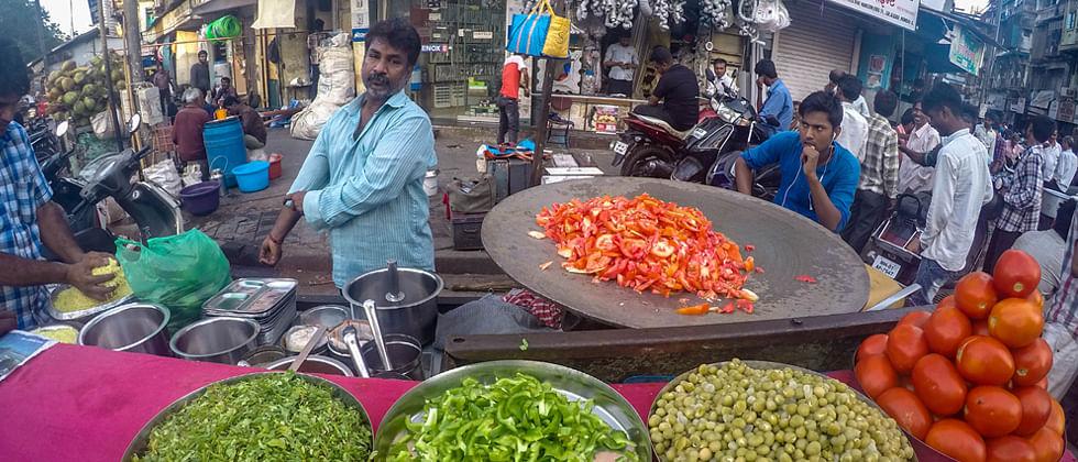 How coronavirus lockdown hit Mumbai's street food business