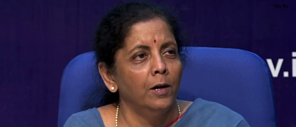 Nirmala Sitharaman: TDS rates cut by 25 per cent, income tax return deadline extended