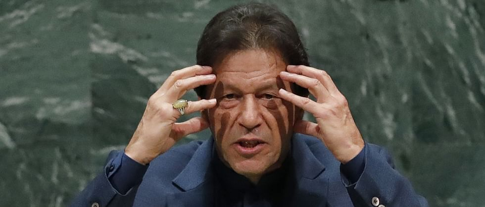 PM Imran did not meet Afghan delegation: Pak PM's top aide