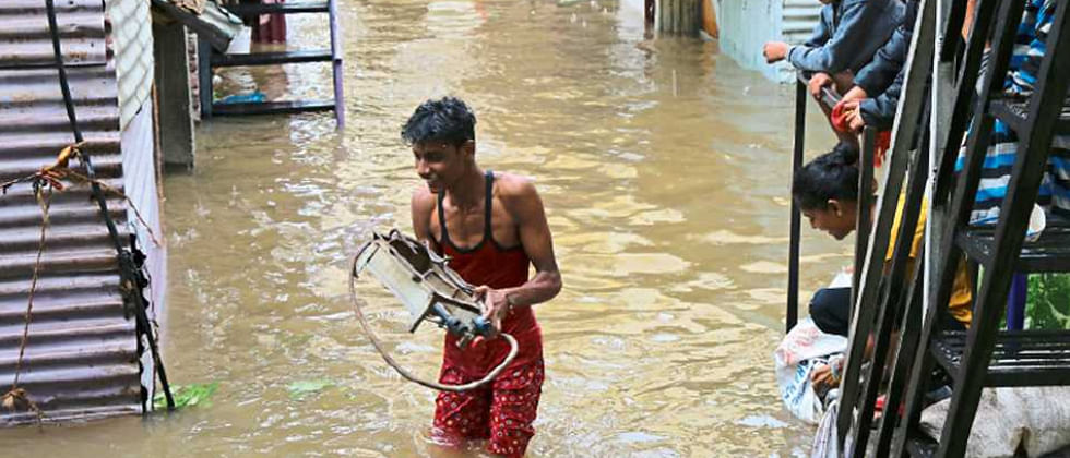 Heavy rains distrupt life in Baner and Balewadi