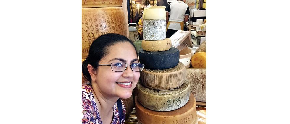 How cheesy!