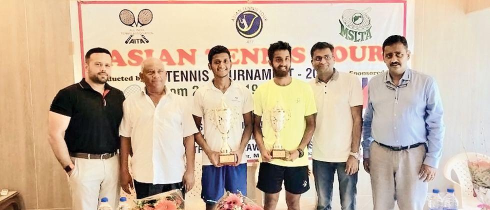 Ishaque wins Asian Ranking men's title