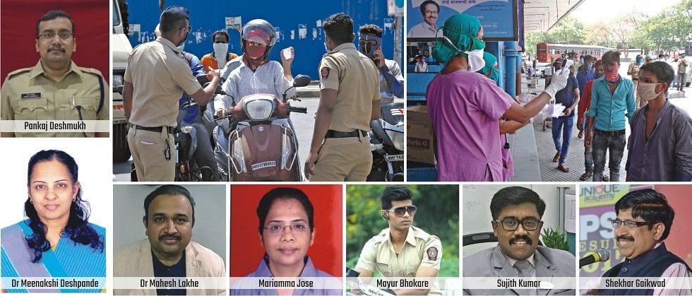 Coronavirus Pune: Tough people in a tough job