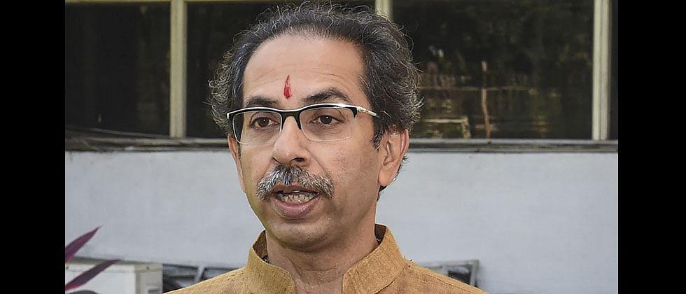 Uddhav Thackeray speaks to PM Modi as he awaits governor's decision