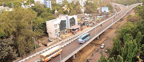 PMRDA proposes to dismantle Pune University flyovers