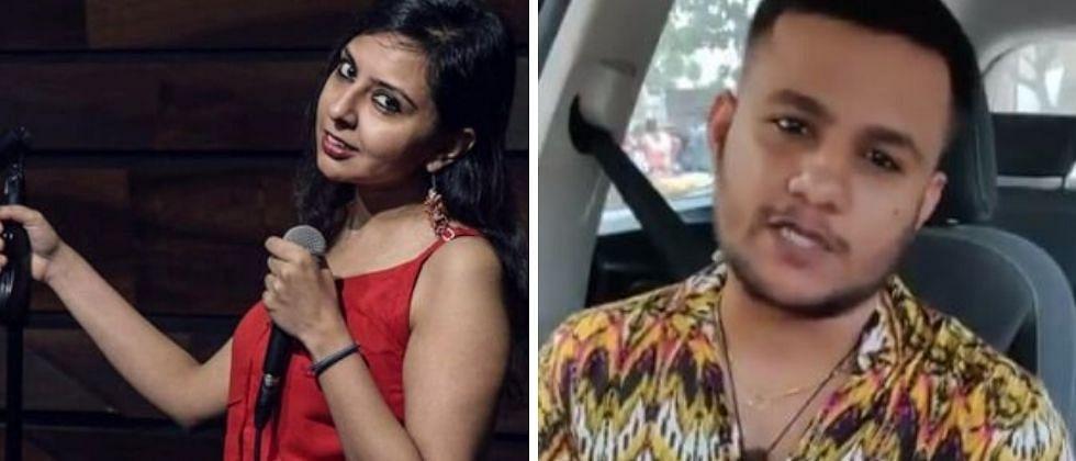 Shubham Mishra arrested over rape threats to female comedian Agrima Joshua