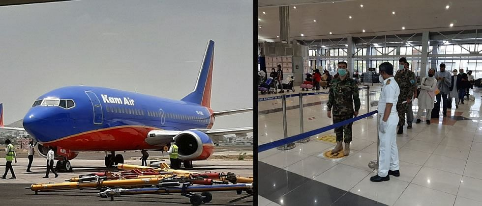 Over 140 Afghan Passengers successfully departed from Pune airport