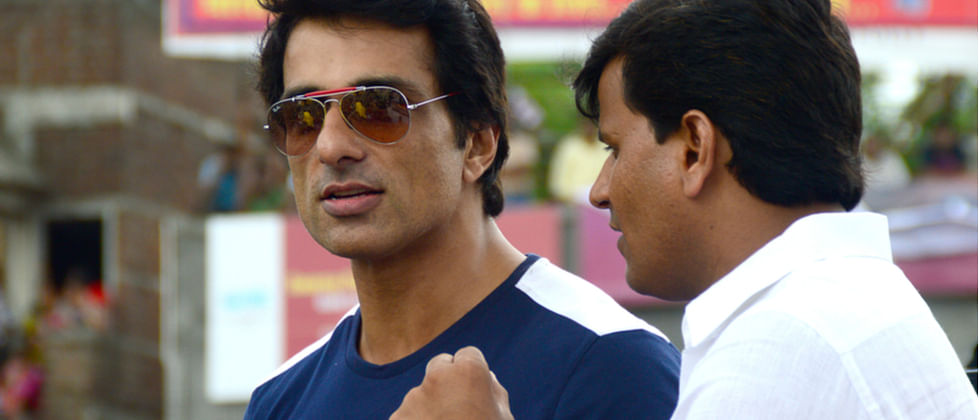 Sonu Sood books a flight for 160 stranded workers in Kerala