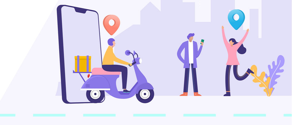 Uber your parcels to your loved ones with Uber Connect!