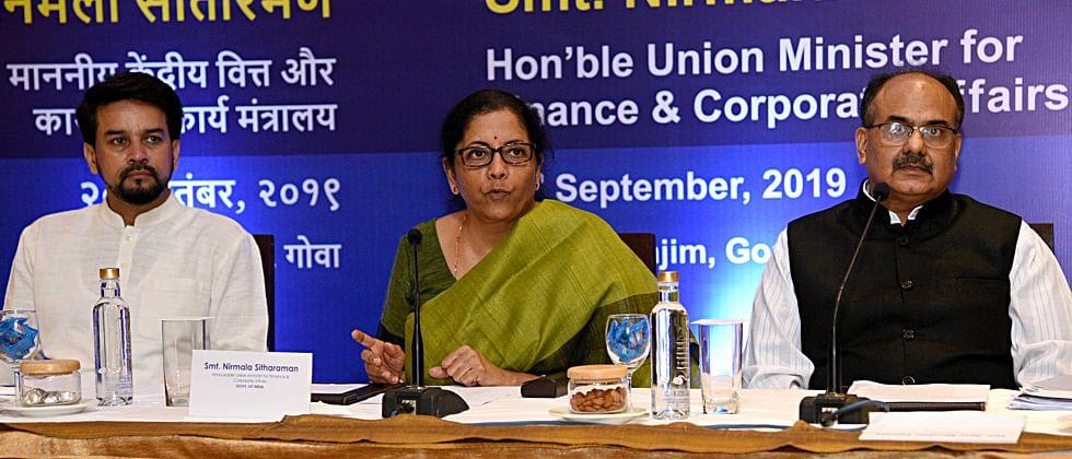 Big bang mini-budget: Govt slashes corporate tax rate to 25.17%