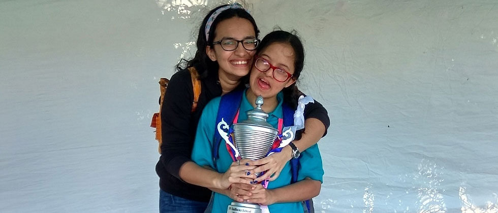 Special Olympics helps Mumbai siblings overcome odds