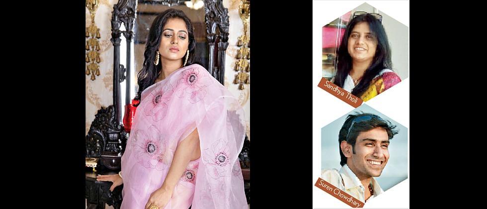 Strut your sarees