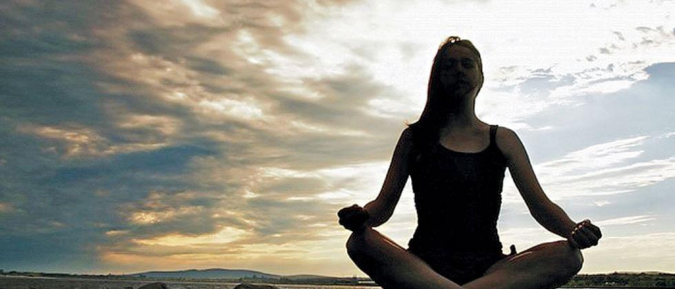 Celebrities like Sania Mirza, Kareena Kapoor Khan and Soha Ali Khan (L-R) have been known to practice Prenatal Yoga