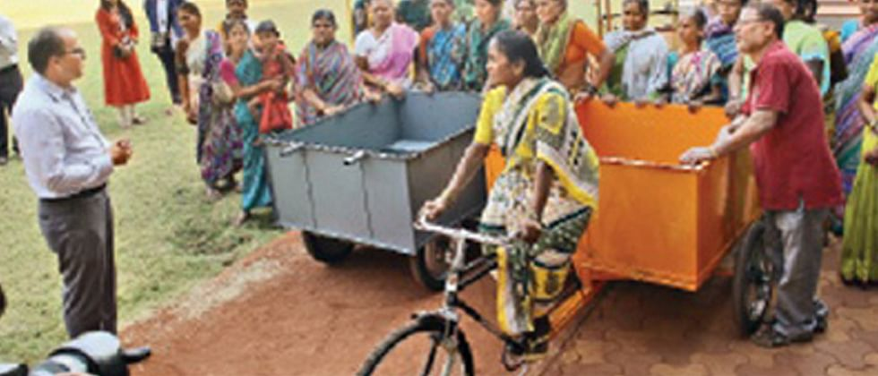PMC to conduct garbage survey in fringe villages