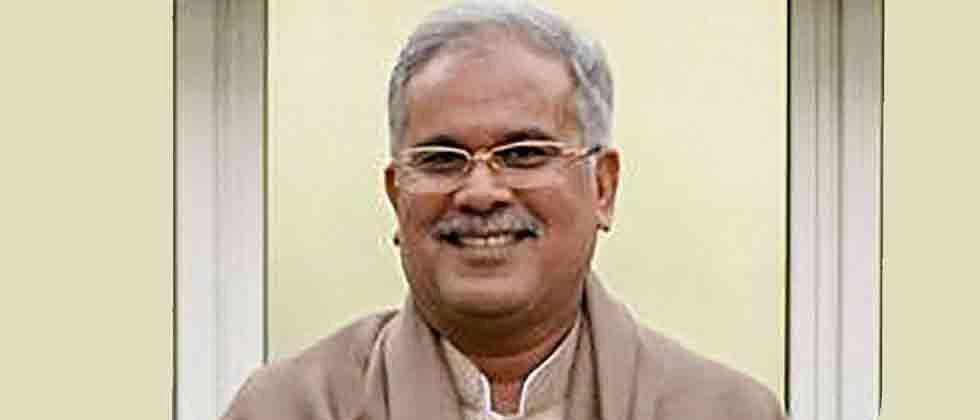 Baghel is Chhattisgarh's new CM